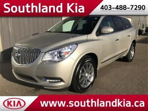 2015 Buick Enclave PREMIUM w/LEATHER