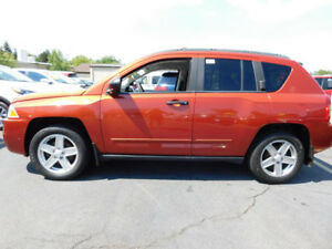 Jeep Compass North Edition 2008 Manual