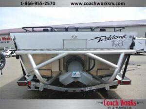 2015 Weldcraft 198X Jet Boat 13 Stringers 8deg/6Liter Hamilton Edmonton Edmonton Area image 5