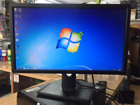 """Dell Professional P2312H 23"""" Widescreen LED LCD TFT Display Monitor"""