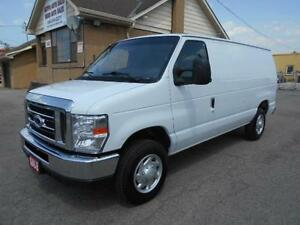 2014 FORD E150 Cargo 4.6L V8 Certified & E-Tested 83,000KMs