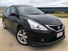 2013 Nissan Pulsar C12 SSS Black 1 Speed Constant Variable Hatchback Garbutt Townsville City Preview