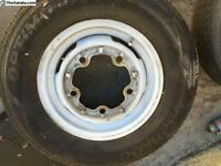 VW Bus Rims Wanted