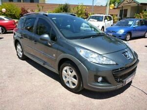 2010 Peugeot 207 A7 SERIES II MY XT HDI Silver Manual Hatchback Townsville Townsville City Preview
