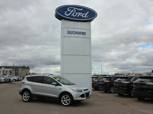2013 Ford Escape 4x4, Leather, Moon Roof, Nav