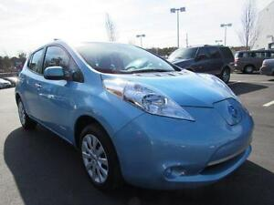 2015 Nissan Leaf S / Quick  Charge Port / Nissan FULL Warranty
