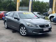 2008 Honda Accord 8th Gen VTi-L Grey 5 Speed Sports Automatic Sedan Caloundra West Caloundra Area Preview