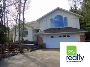 Acreage In Between Red Deer & Sylvan Lake- Listed By 2% Realty