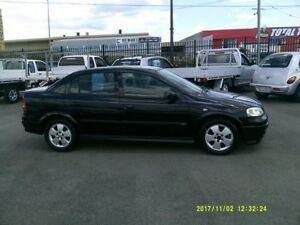 2004 Holden Astra TS CD Black 4 Speed Automatic Sedan
