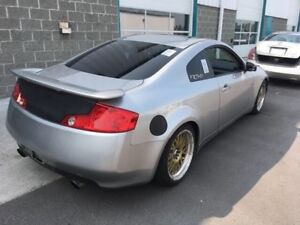 2005 G35 COUPE SPORT