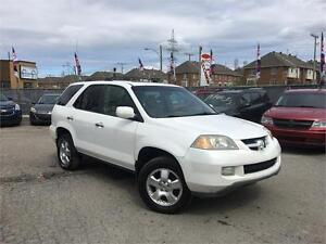 ACURA MDX 2005 AUTO/AWD/AC/CUIR/TOIT OUVRANT/7 PASSAGERS !!