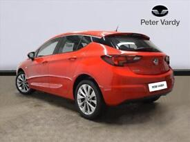 2016 VAUXHALL ASTRA HATCHBACK SPECIAL E