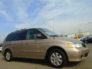 2002 Honda Odyssey EX-L-HEATED LEATHER