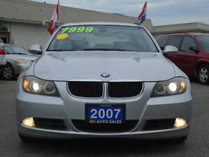 2007 BMW 328I {{ E TEST& CERTIFIED }} R.H AUTO SALES