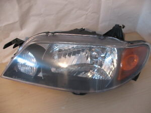 MAZDA PROTEGE PHARE HEADLIGHT BHEADLAMP LUMIÈRE LAMP LIGHT