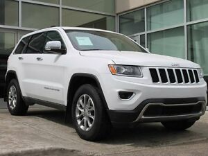 2016 Jeep Grand Cherokee LIMITED/BACK UP MONITOR/HEATED FRONT AN