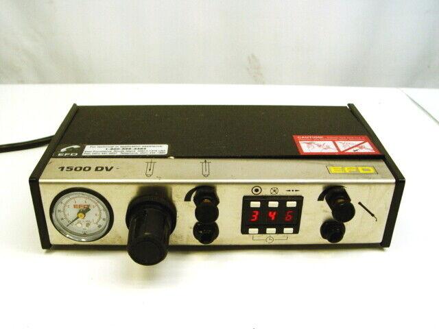 EFD 1500DV Precision Fluid Adhesive Epoxy Dispenser