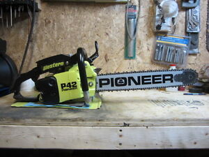 Wanted Pioneer chainsaws p35 p52 p61 and p62 chainsaws