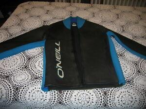 O'Neill wet suit jacket  XL