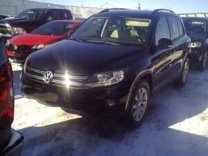 2013 Volkswagen Tiguan Comfortline! No Accidents! Pano Sunroof,
