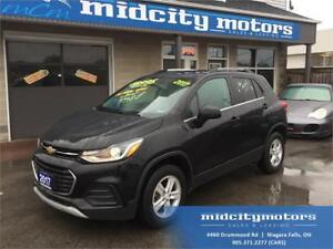 2017 Chevrolet Trax LT AWD, Back up cam, Bluetooth