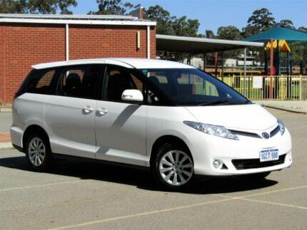 2016 Toyota Tarago ACR50R MY13 GLi White 7 Speed Constant Variable Wagon Kalamunda Kalamunda Area Preview