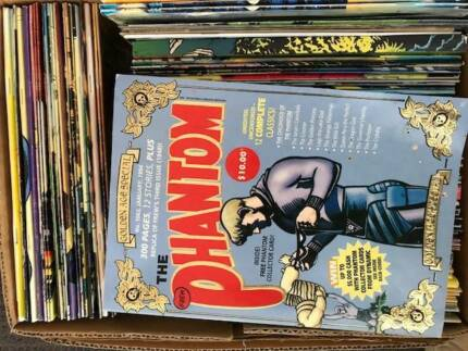 Phantom Comics and More