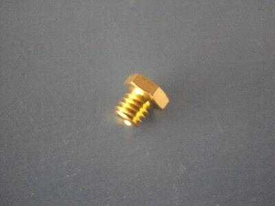Hauptdüse Größe 95 M 6 für Bing Vergaser 1/18/88 1/19/313 Agria Motor Hacke