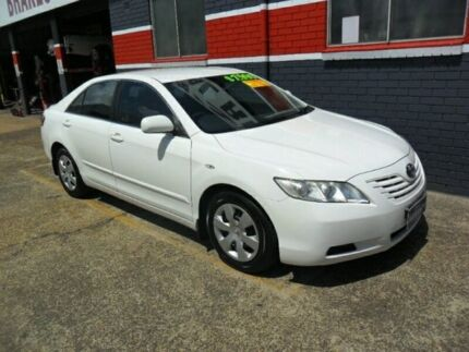 2007 Toyota Camry ACV40R Altise White 5 Speed Automatic Sedan Kippa-ring Redcliffe Area Preview