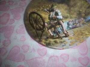Rumpelstilzchen collectors plate