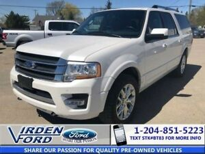 2017 Ford Expedition MAX Limited Limited MAX