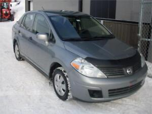 Nissan Versa 1,6 S 2011 * AUTOMATIQUE A-1 TRES ECONO