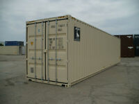 Shipping Containers, Secure Storage - Used 20' $2950 40' $3600