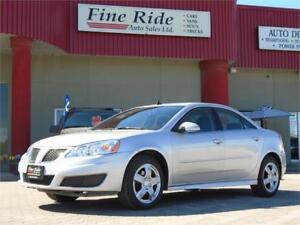 2010 Pontiac G6 SE **ONLY 149,000kms!**