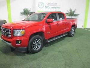 2015 GMC Canyon SLE 4RM,Cuir,Bluetooth,Camera de Recule et ++++