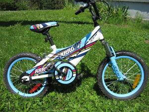 Vélo pour enfant 5 à 6 ans