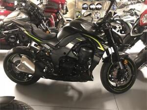 2018 Kawasaki Z1000R ABS