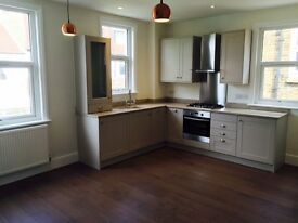 Beautifully renovated 2 or 3 bedroom garden maisonette flat for rent in Tooting