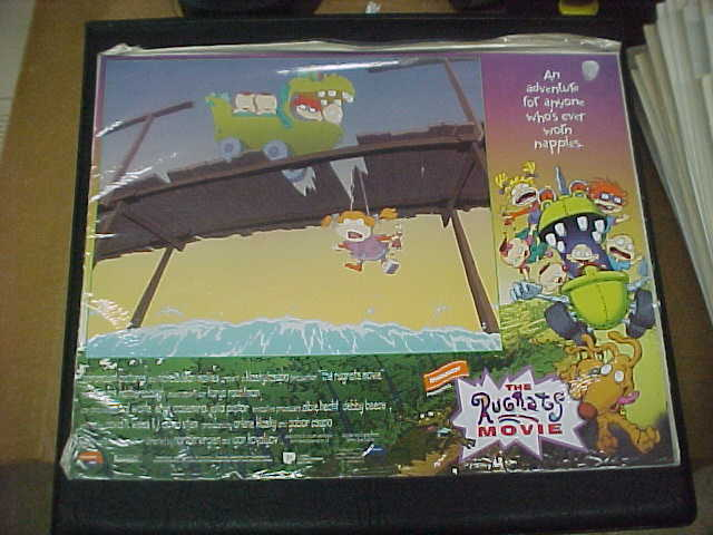 THE RUGRATS MOVIE, orig sealed in plastic LCS (Nickelodeon)