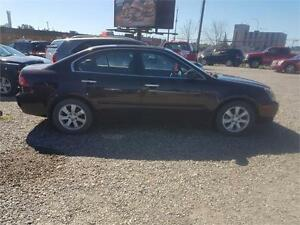 LEASE OPTION: 2007 Kia Magentis EX w/Leather