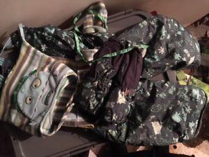 Vêtements de bébé garcons 1$ par morceau