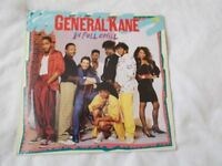 Vinyl LP In Full Chill General Kane Motown ZL 72538 Stereo 1986