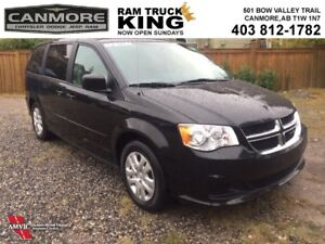 2016 Dodge Grand Caravan SXT DVD Low Kms ony 8700!