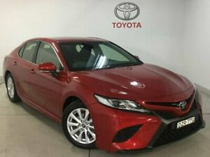2018 Toyota Camry ASV70R Ascent Sport Red 6 Speed Sports Automatic Sedan West Ryde Ryde Area Preview