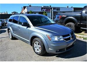 2010 DODGE JOURNEY | 4 CYL | 7 PASSENGERS No Accident History