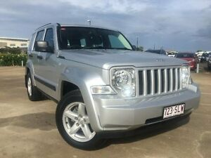 2011 Jeep Cherokee KK MY11 Sport White 4 Speed Automatic Wagon Garbutt Townsville City Preview