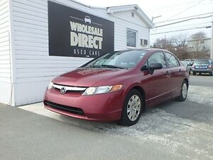 2007 Honda Civic SEDAN DX-G 1.8 L