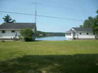 French River Waterfront Cottage (Noelville, Ont)