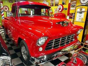 Chevrolet camion 3100 1955