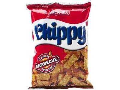 Chippy Barbecue Chips Mais Corn 110g Philippinen Snack Chipps Cracker